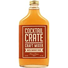 Cocktail Crate Mixer Maple whiskey Sour, 375 ml