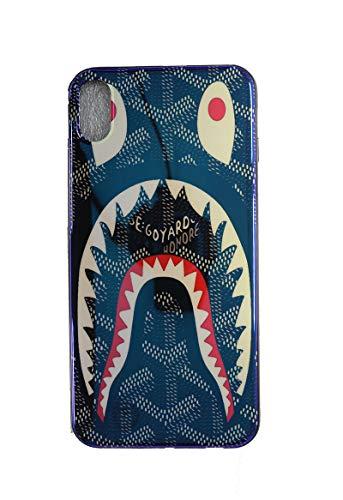 ytmyan Shark Bape Case for iPhone XR