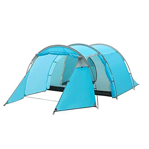 RMXMY-Tent-Outdoor-Automatic-3-4-People-Family-rain-Camping-Outdoor-Camping-Tent-Thick-and-Durable-Oxford-Cloth-Front-and-Rear-Door-Ventilation-Design