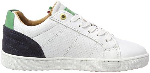 Canaverse d'Oro Pantofola White Garçon Blanc Baskets Bright Low Ragazzi ZT5qxd5pw