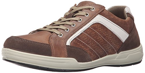 Kenneth Cole Reactie Heren Non-chalant Fashion Sneaker Bruin