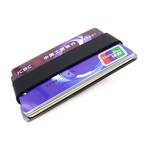 Opener 1 Card Holder Side Artmi Money Vertical Elastic Side with Band Bottle Card Vertical Mens Csse 1 Cool Clip AwTnBRnx