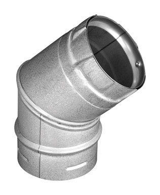 (Simpson Duravent Elbow Insulated 3