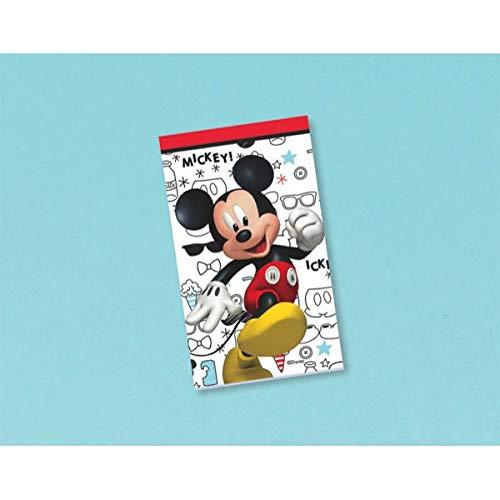 Mickey Mouse Notepad, Mini -