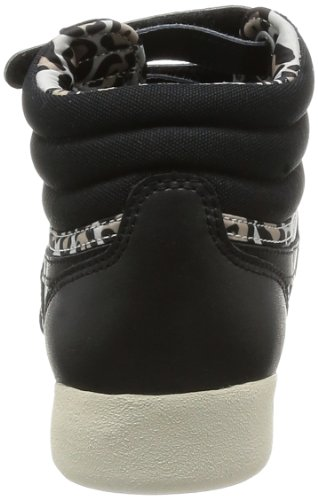 Reebok F/S HI EDEN V60217 Damen Leichtathletikschuhe Mehrfarbig (BLACK/SANDTRAP/CANVAS)