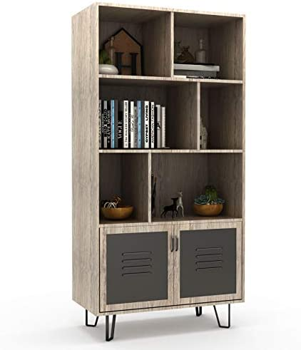 Mecor Bookcase Modern Bookcase  Review