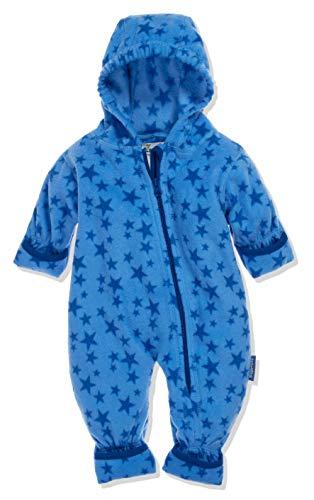 Playshoes Fleece-Overall Sterne uniseks-baby Sneeuwpak