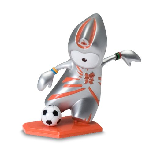 Olympic Mascots Mini Mascot Ballsports (Football)
