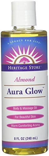 Heritage Aura Glow Almond, 8 oz