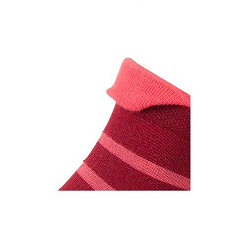 Socks Short Cotton Red Model Achile Parisian 5OwznP