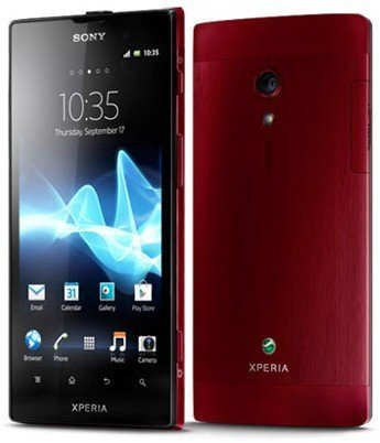 Sony Xperia Ion LT28h Red Factory Unlocked International Version 3G PENTA BAND HSDPA 850 / 900 / 1700 / 1900 / 2100