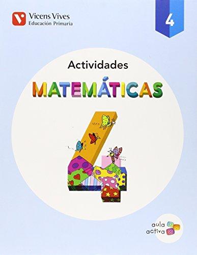 Descargar Libro Ep 4 - Matematicas Cuad. - Aula Activa Aa.vv.