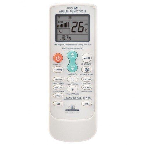 T/él/écommande universelle pour climatiseurs pompes /à chaleur Climatiseur Ventilateur