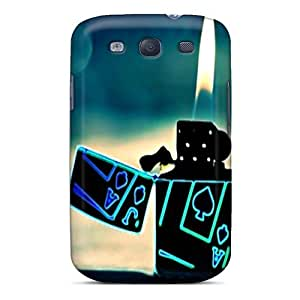 Forever Collectibles Lighter Hard Snap-on Galaxy S3 Case