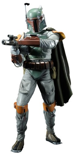 Boba Fett Gauntlets (Kotobukiya Star Wars: Boba Fett ArtFX+ Statue (Return of The Jedi Version))