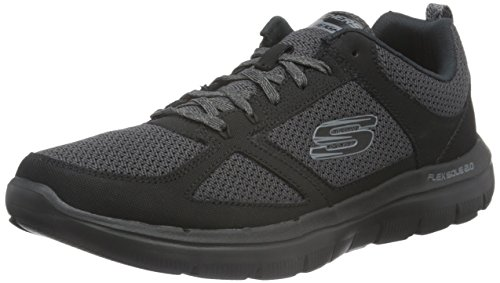 Skechers Mens Flex Advantage 2.0 Cross Training Black 9 D(M) US