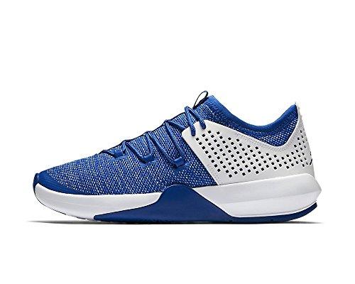 Grey dark Silver treasure Nike Uomo black Sneaker Metallic Blue Blu qO80IO