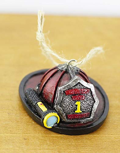AR Country Store Fireman Hat Ornament for $<!--$12.95-->