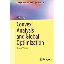 Convex Analysis and Global Optimization