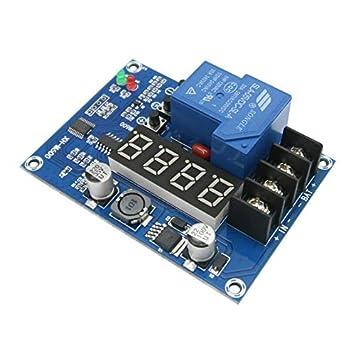 SODIAL Xh-M600 Módulo de Control del Cargador 6-60V ...