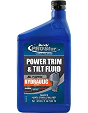 Star Brite Power Trim & Tilt Fluid - Formulated for Maximum Pump and Seal Life with Special Anti-Wear, Anti-Foam Additives, Superior Lubrication Additives and Corrosion Inhibitors