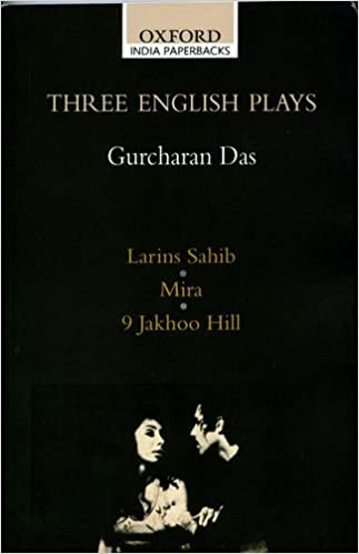 Three English Plays: Sahib/Mira/9 Jakhoo Hill 1st  Edition price comparison at Flipkart, Amazon, Crossword, Uread, Bookadda, Landmark, Homeshop18