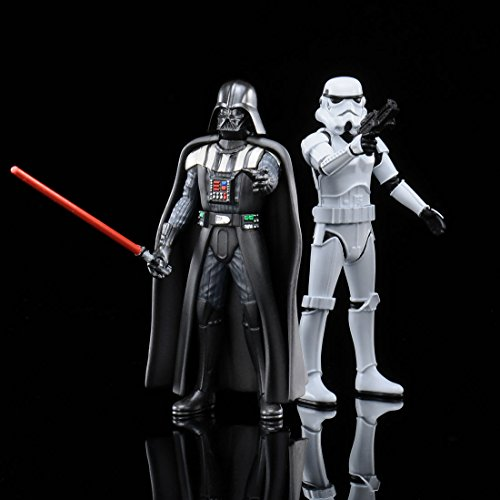 TAKARA TOMY Metal Figure Collection MetaColle Star Wars 01 Darth Vader Figure