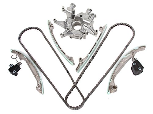 Amazon Com Evergreen Tk3056op Timing Chain Kit And Oil Pump Fits