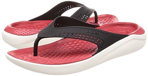 Crocs literide Black Black FLIP FLIP Black Crocs literide literide Crocs FLIP 54Axnq5