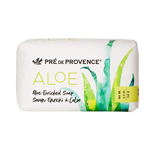 Organic Aloe Collection Hydrating Enriched Daily Bar Soap (5.2oz), Fresh Cucumber ()