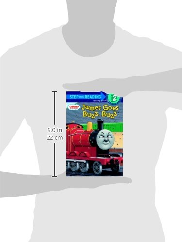 James Goes Buzz Buzz (Thomas & Friends) (Step into Reading) by Random House Books for Young Readers