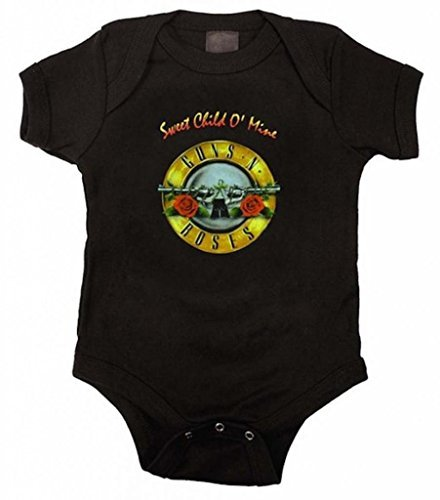 Ill Rock Merch Camiseta - Guns N Roses Sweet Child Baby Romper (Camiseta): Amazon.es: Ropa y accesorios