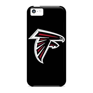 Hot Snap-on Atlanta Falcons 4 Hard Covers Cases/ Protective Cases For Iphone 5c