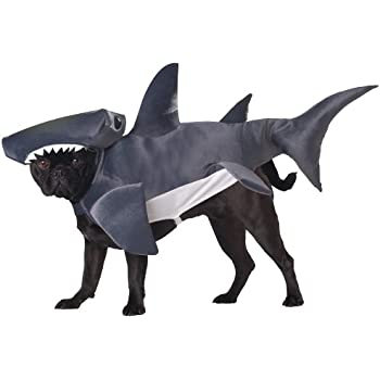 Animal Planet PET20107 Hammerhead Shark Dog Costume  sc 1 st  Amazon.com & Amazon.com : Animal Planet PET20107 Hammerhead Shark Dog Costume ...