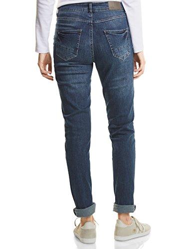 Slim Blue Femme Bleu Cecil Wash Jean 10282 Mid wqSCp4n