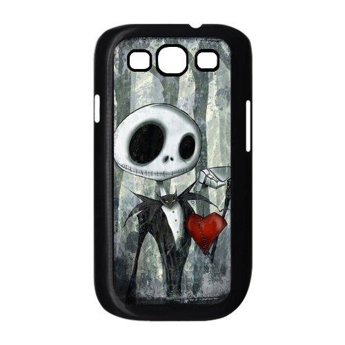 CreateDesigned The Nightmare Before Christmas Samsung Galaxy S3 Case Hard Case Plastic Hard Phone Case-Galaxy S3 Case S3CD00116