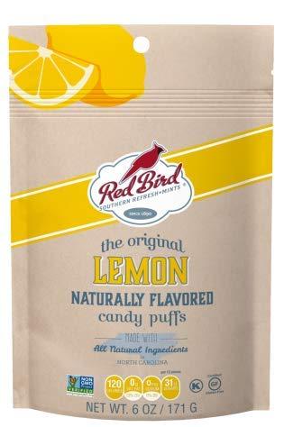 Red Bird Natural Lemon Minis 6oz.