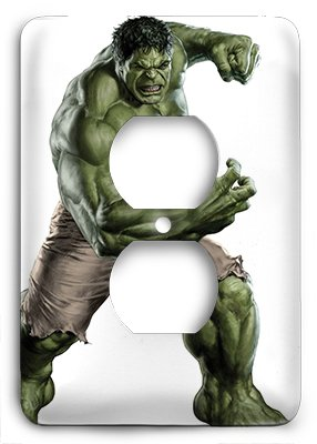 Avenging Hulk G814 Outlet Cover Home Delights