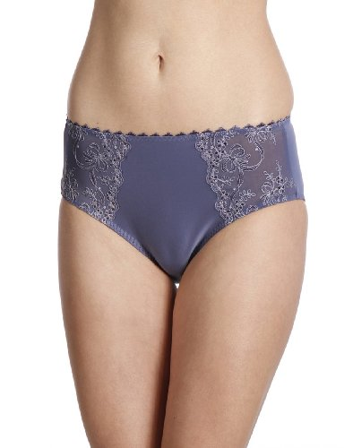 Rosa Faia By Anita Women's Scarlett Brief Panty, Purple Haze, 12