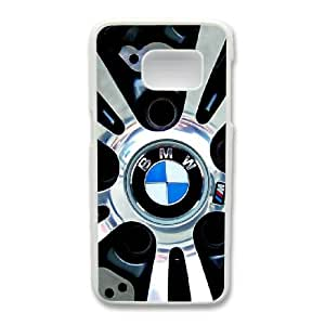 Generic hard plastic Bayerische Motoren Werke AG Logo Cell Phone Case for Samsung Galaxy S7 Edge White ABC83