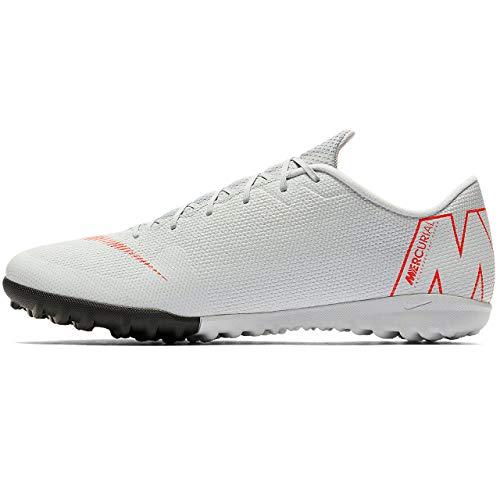 Multicolores Pure De Cramoisi Football Vapor Academy 060 Tf Chaussures Platinum Unisexes Salle Loup Nike gris En 12 wSqgzx6p