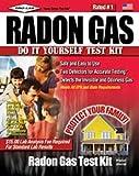 Professional Labs RA100L Radon Gas Test Kit