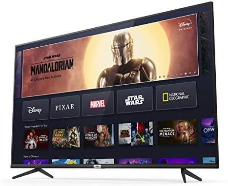 TCL 55P615 - Televisor Smart TV 4K UHD (55 Pulgadas, Android TV, Google Asistant, Alexa): Amazon.es: Electrónica