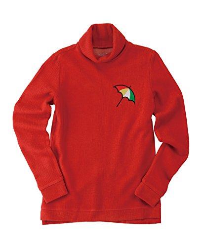 アーノルドパーマー ゴルフウェア ウォーム長袖HNシャツ AP220402G01 RD L