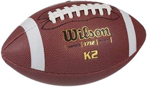 Wilson WTF1300B Pelota de fútbol Americano TDY Youth Cuero ...