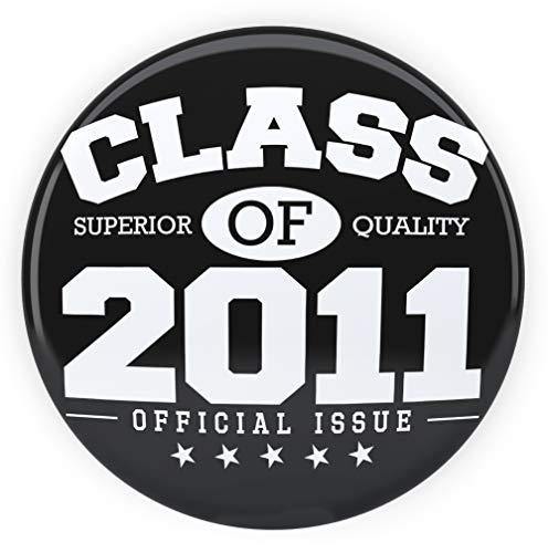 2011 Pinback Button - Tenacitee Class of 2011 Pinback Button, 2.25
