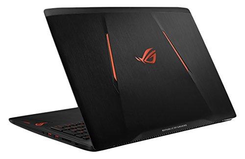 Asus ROG Strix GL702VM-DB71 17.3-Inch. G-SYNC VR Ready Thin and Light Gaming Laptop (NVIDIA GTX 1060 6GB Intel Core i7-6700HQ 16GB DDR4 1TB 7200RPM HDD) (Discontinued by manufacturer)