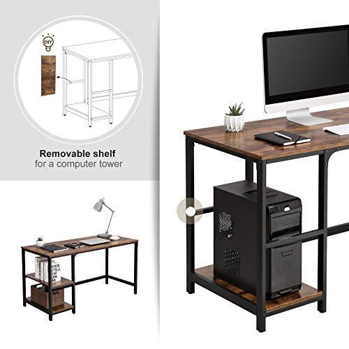 Industrial Computer Desk