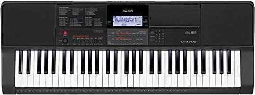 Casio CTX700 61 Key Keyboard