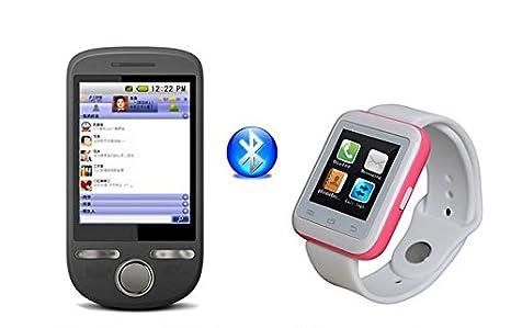 AlbitaStore U9 Smart Watch / Reloj inteligente U9 / Reloj Bluetooth / Reloj Android / Reloj para la salud con pantalla táctil y cámara, batería de larga ...